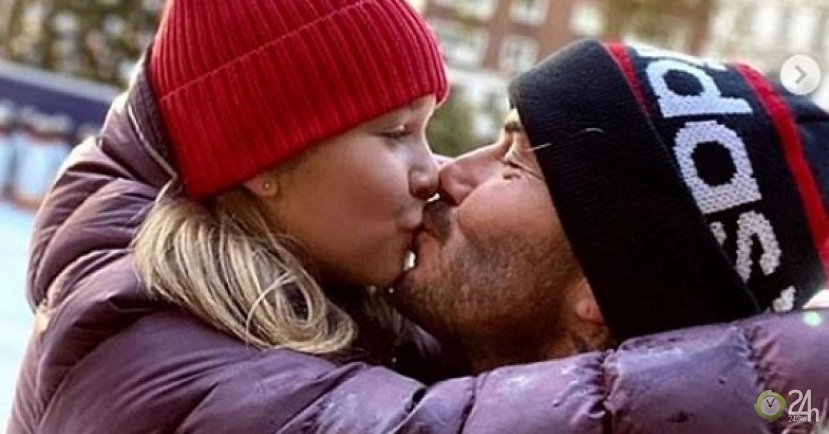 David Beckham bị chỉ trích lạm dụng tình dục vì làm điều này với con gái - Ngôi sao