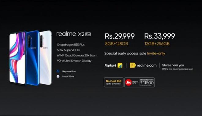 Realme X2 Pro xuất hiện tùy chọn cấu hình chất khiến fan hào hứng - 3