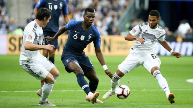 """Bốc thăm EURO 2020: Bồ Đào Nha – Ronaldo vào bảng """"tử thần"""" có Đức – Pháp - 2"""