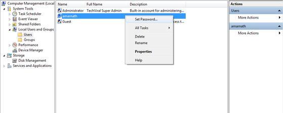Cách lấy lại mật khẩu đăng nhập trên Windows - 3