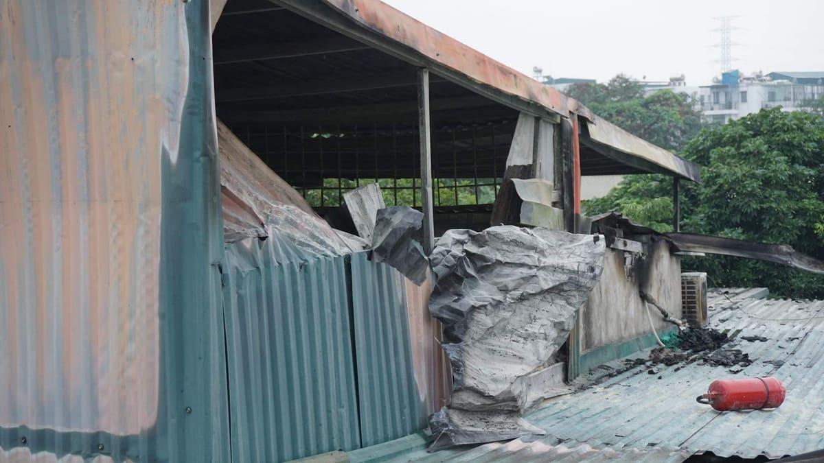 Nguyên nhân vụ cháy nhà khiến 3 bà cháu tử vong thương tâm - 1