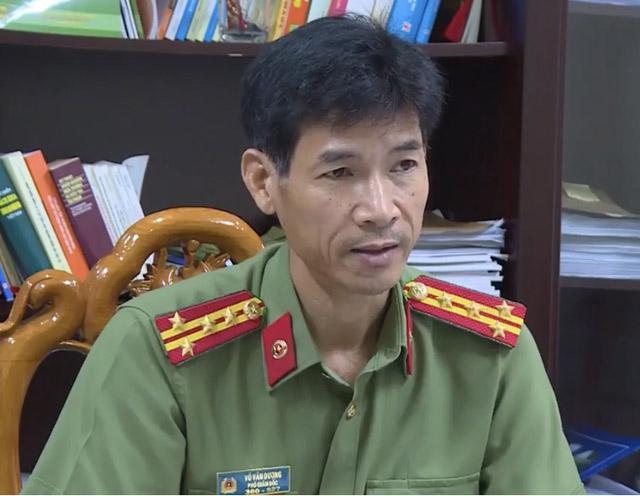 Vụ nguyên Phó Bí thư huyện yêu cầu bảo vệ: Công an Quảng Ngãi lên tiếng - 1