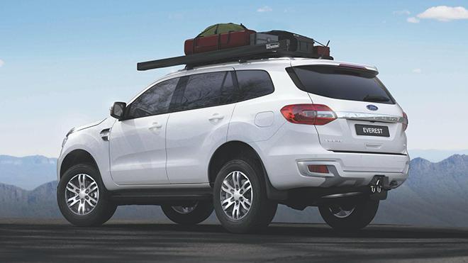 Ford chiều lòng khách hàng sử dụng Everest bằng gói phụ kiện chất - 4
