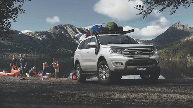 Ford chiều lòng khách hàng sử dụng Everest bằng gói phụ kiện chất - 3