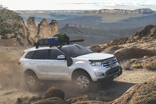 Ford chiều lòng khách hàng sử dụng Everest bằng gói phụ kiện chất - 2
