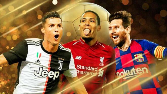 """""""Quả bóng Vàng 2019"""" lộ kết quả: Messi được bao nhiêu điểm, Ronaldo đứng thứ mấy? - 1"""