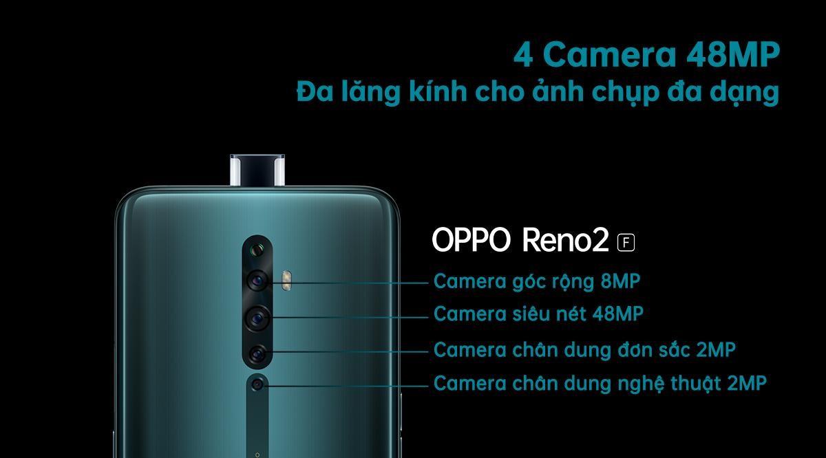 """OPPO Reno2 F """"khuấy đảo"""" Shopee 12.12 Sale sinh nhật với mức giảm đến 500 nghìn - 2"""