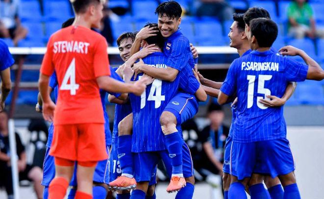 Nhận định bóng đá U22 Thái Lan – U22 Lào: Kết quả nào có lợi cho U22 Việt Nam?