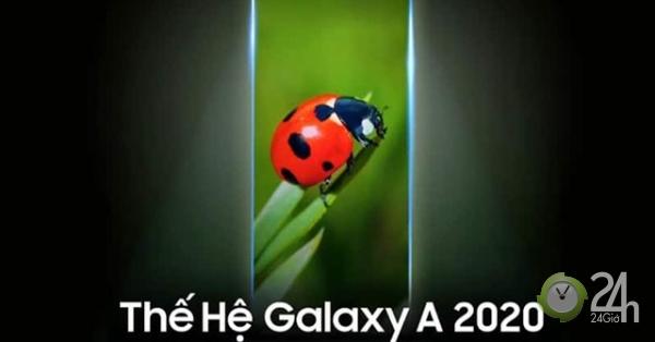 Galaxy A 2020 sẵn sàng ra mắt tại Việt Nam ngày 12/12, đẹp lung linh-Thời trang Hi-tech