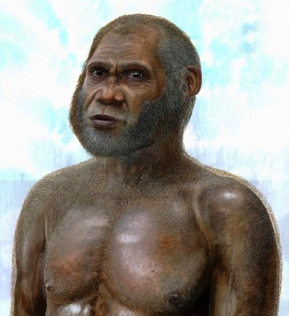 """Sốc với """"sinh vật mới"""" khiến 8 loài người khác tuyệt chủng - 2"""