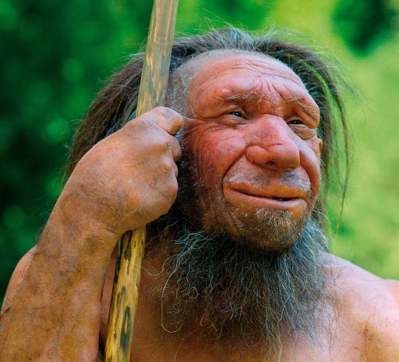 """Sốc với """"sinh vật mới"""" khiến 8 loài người khác tuyệt chủng - 1"""