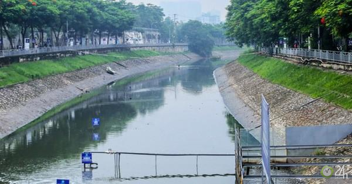 Công ty Nhật Bản sẵn sàng đầu tư 100% chi phí xử lý toàn bộ sông Tô Lịch, Hồ Tây - Tin tức 24h