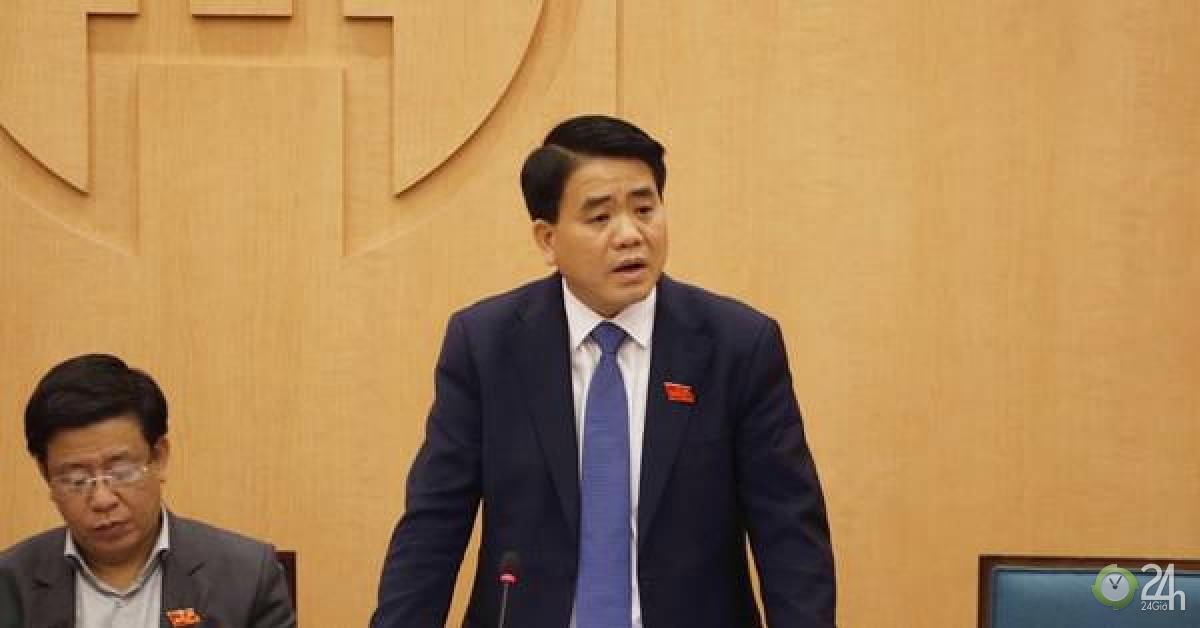 Ông Nguyễn Đức Chung nói gì về phản ứng của mọi người đối với chất Redoxy-3C? - Tin tức 24h