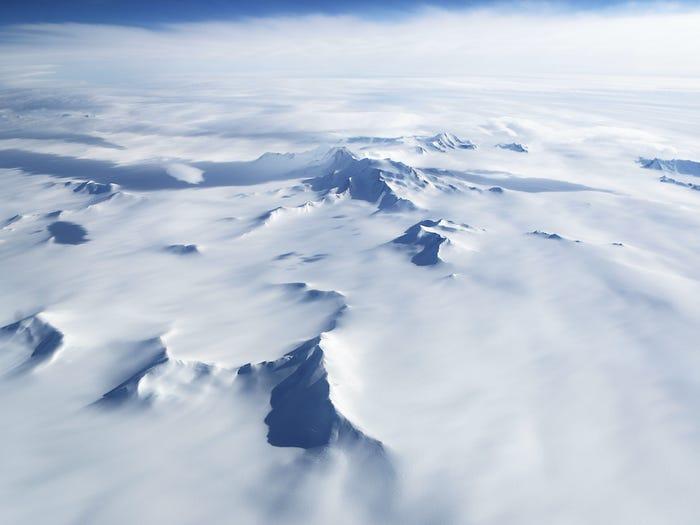 Top 10 điểm đến khắc nghiệt nhất trên Trái đất - 2