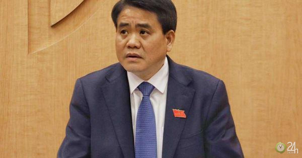 """Chủ tịch Hà Nội Nguyễn Đức Chung: """"Nhật Cường làm cái việc khó nhất, chẳng ai làm"""" - Tin tức 24h"""