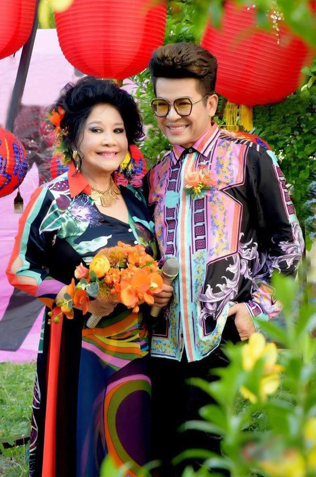 """Bị vợ cũ chỉ trích, MC Thanh Bạch vẫn chơi trội làm đám cưới lần 10 với """"bà trùm"""" Thúy Nga - 4"""