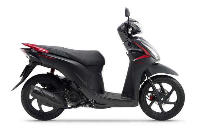 Honda Vision đồng loạt giảm giá từ 800,000 - 1 triệu đồng