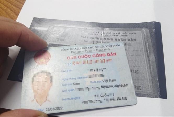 Dân gặp nhiều phiền toái từ thẻ căn cước công dân - 1