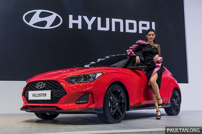 Hyundai Veloster 2020 động cơ Turbo ra mắt Đông Nam Á với sự lột xác về ngoại hình - 1