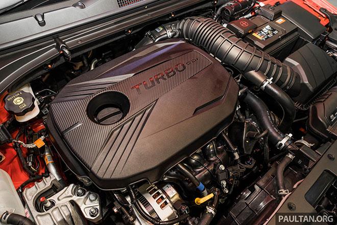 Hyundai Veloster 2020 động cơ Turbo ra mắt Đông Nam Á với sự lột xác về ngoại hình - 13