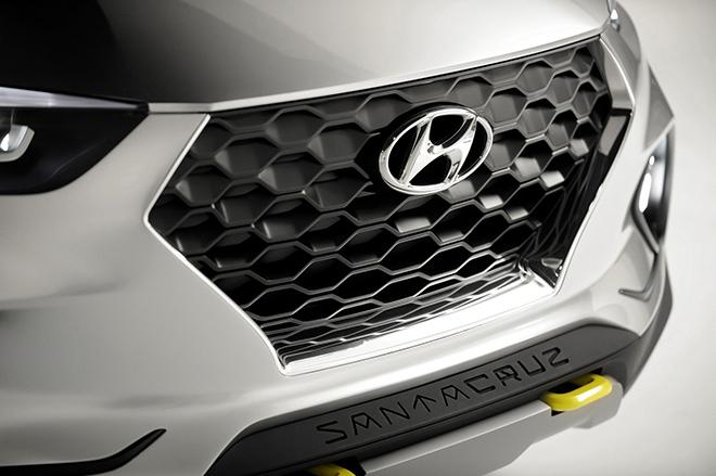 Lộ ảnh xe bán tải của Hyundai chính thức chạy thử trên đường phố - 8