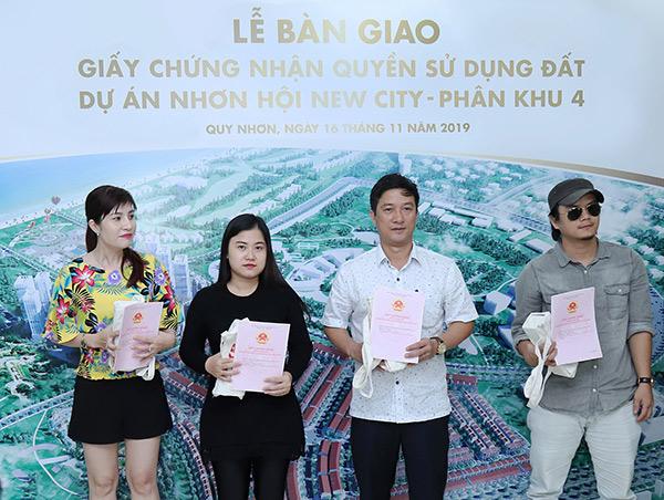 Sớm bàn giao giấy chứng nhận quyền sử dụng đất, Nhơn Hội New City hấp dẫn nhà đầu tư - 1