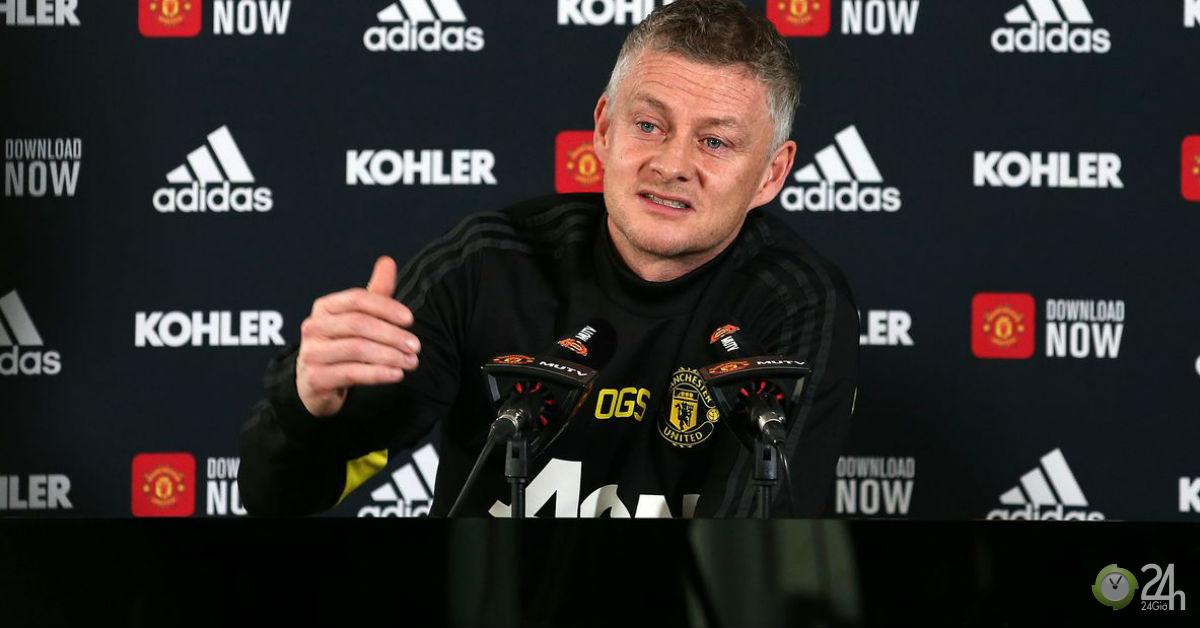 """Họp báo Man City - MU: Solskjaer """"nắn gân"""" Pep, tin Rashford tỏa sáng derby-Bóng đá 24h"""