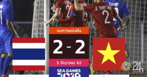 Báo Thái Lan cay đắng khi đội nhà để U22 Việt Nam ngược dòng 2 bàn-Thế giới