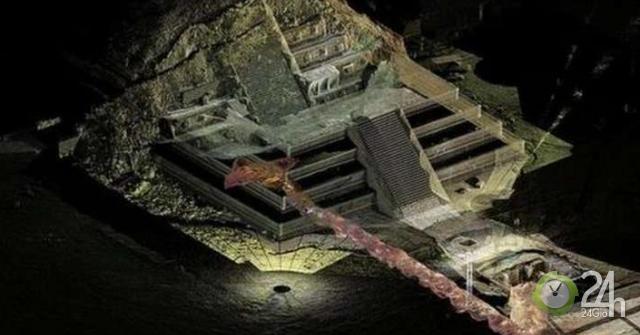 Bí ẩn đường hầm 2000 năm tuổi ở Mexico, người dân không được phép đặt chân vào