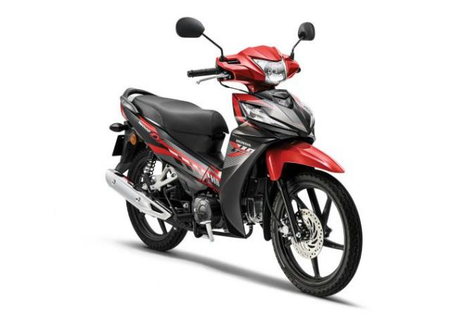 2020 Honda Wave Alpha cập nhật ngoại hình đẹp, giá từ 24 triệu đồng