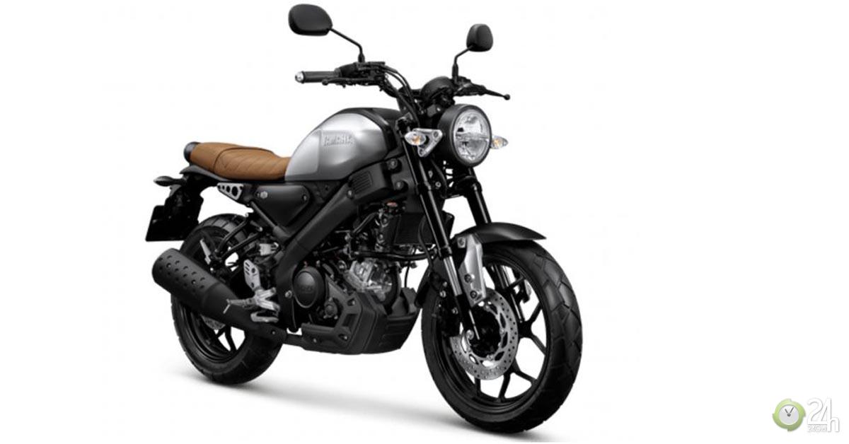 Ra mắt Yamaha XSR155 2020 phong cách cổ điển, giá từ 58,4 triệu đồng