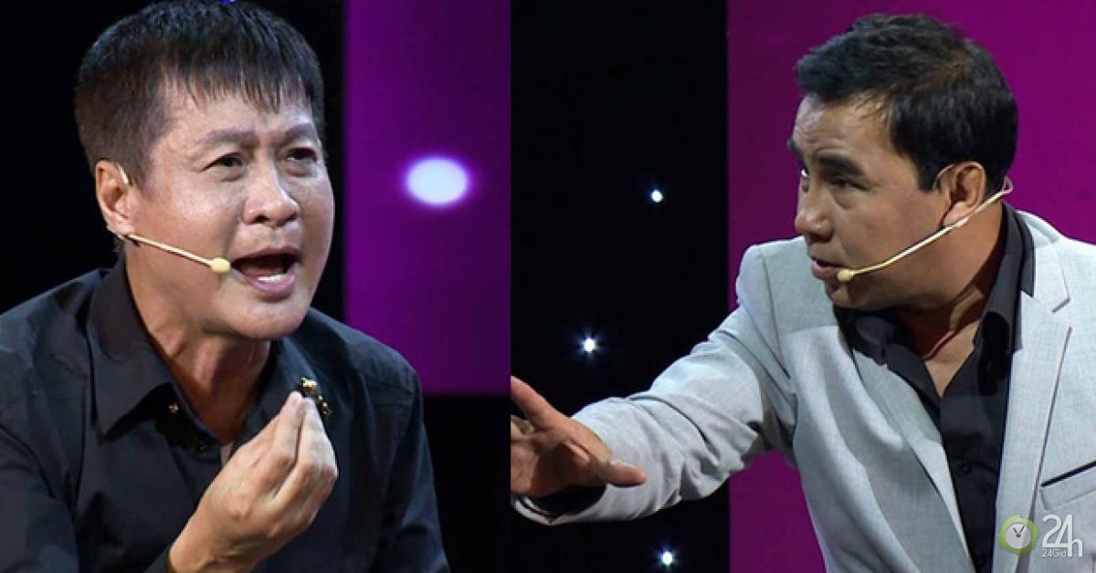MC Quyền Linh tranh cãi gay gắt với ĐD Lê Hoàng để bênh vực 2 mỹ nhân này - Giải trí
