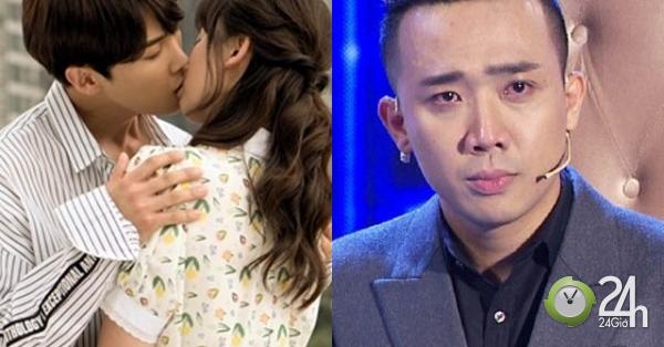 Hari Won lộ ảnh hôn trai đẹp say đắm, Trấn Thành liệu có ghen?