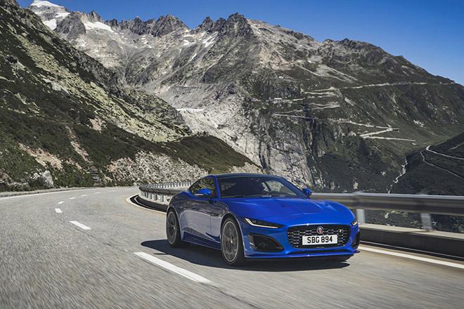 Jaguar F-Type thế hệ mới trình làng, giá 1,39 tỷ đồng - 1