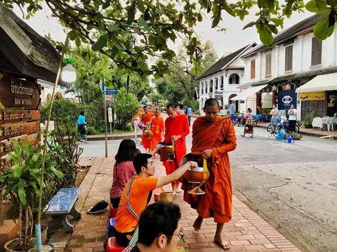 Du lịch Luang Prabang