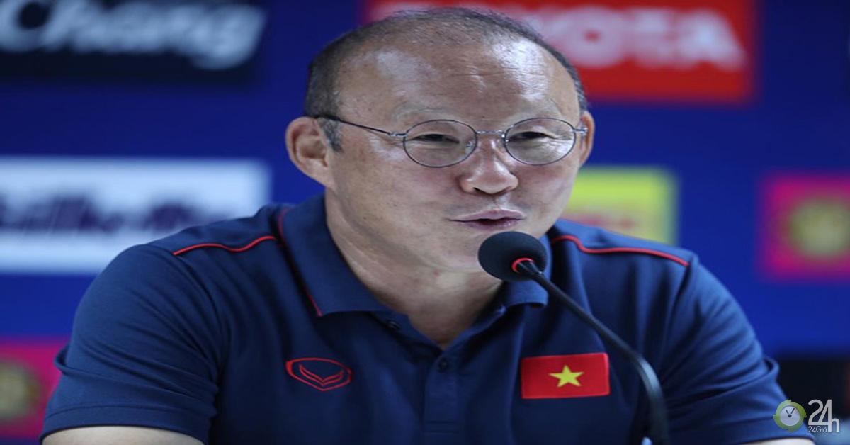 Trực tiếp họp báo trước trận U22 Việt Nam - U22 Campuchia: Thầy Park nói gì?-Bóng đá 24h