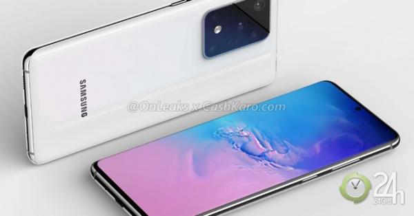 Galaxy S11+ bị tiết lộ dung lượng pin siêu to khổng lồ-Thời trang Hi-tech