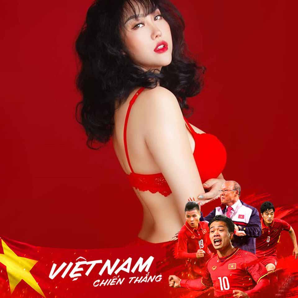 """U22 VN thắng đậm, sao Việt """"phát cuồng"""" gọi tên """"Đức Chinh đáng giá ngàn vàng"""" - 16"""