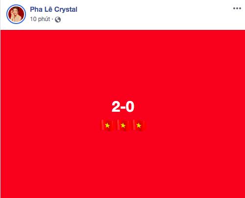 """U22 VN thắng đậm, sao Việt """"phát cuồng"""" gọi tên """"Đức Chinh đáng giá ngàn vàng"""" - 6"""
