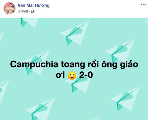 """U22 VN thắng đậm, sao Việt """"phát cuồng"""" gọi tên """"Đức Chinh đáng giá ngàn vàng"""" - 5"""