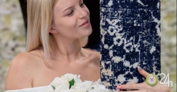 Kỳ lạ cô gái xinh đẹp không chịu lấy chồng lại cưới tấm thảm