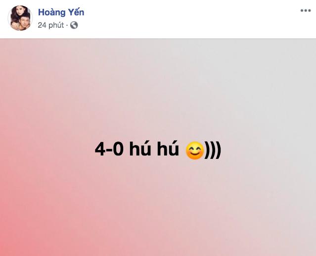 """U22 VN thắng đậm, sao Việt """"phát cuồng"""" gọi tên """"Đức Chinh đáng giá ngàn vàng"""" - 10"""