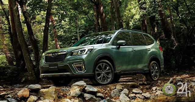 Subaru bổ xung thêm phiên bản đặc biệt X-Edition cho dòng xe Forester