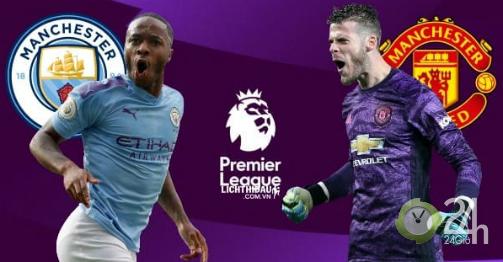 """Trực tiếp bóng đá Man City - MU: """"Quỷ đỏ"""" không ngán Big 6 lẫn derby-Bóng đá 24h"""