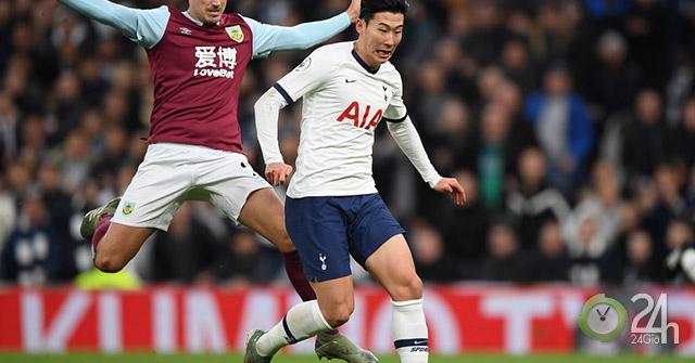 Tuyệt tác Son Heung-Min hơn cả Messi: Solo từ vòng cấm sân nhà 1-chọi-9-Bóng đá 24h - kết quả xổ số trà vinh