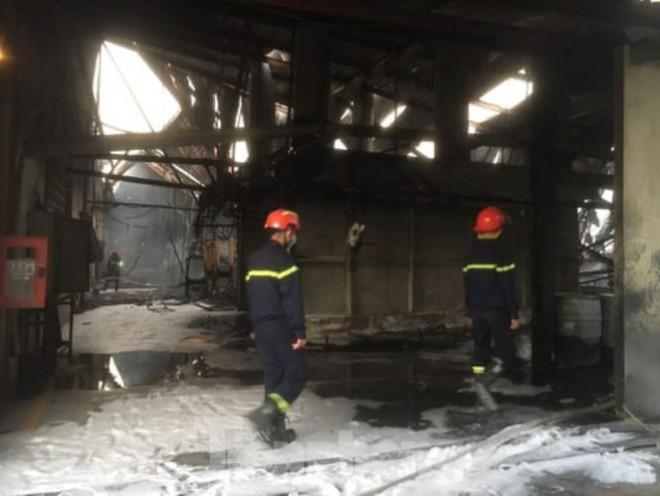 Cháy lớn ở công ty gỗ rộng 2.000m2 tại Bình Dương - 3