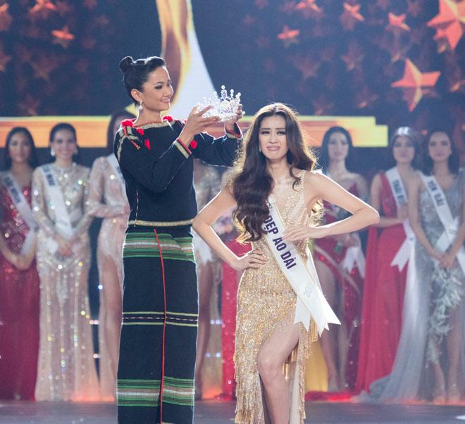 Tân Hoa hậu Hoàn vũ VN 2019 muốn ngăn chặn nạn ấu dâm vì từng là nạn nhân - 2