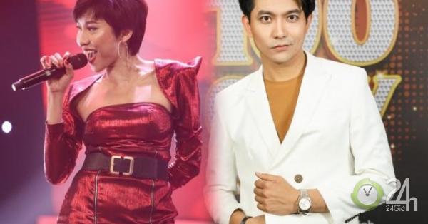 Chồng cũ Trương Quỳnh Anh thả thính nữ vũ công nóng bỏng trên sóng truyền hình