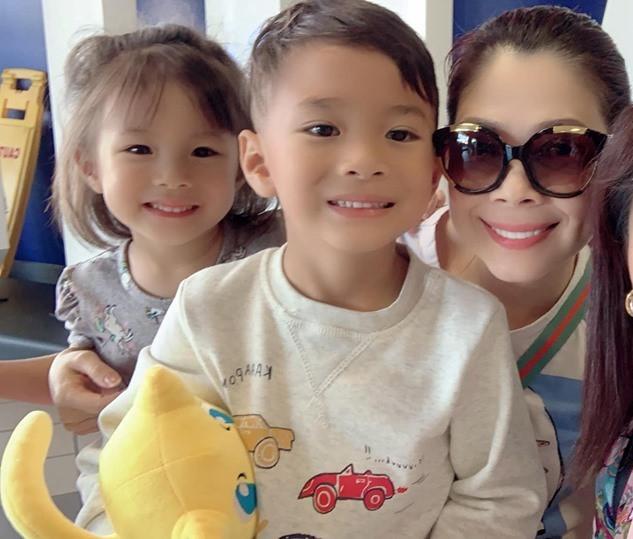 """Sau scandal """"gài bẫy"""" Ngô Kiến Huy, em gái Thanh Thảo và con trai giờ ra sao? - 6"""