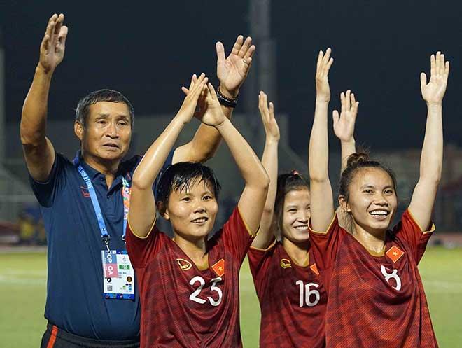 Chung kết bóng đá nữ SEA Games, ĐT Việt Nam – Thái Lan: Đại ...